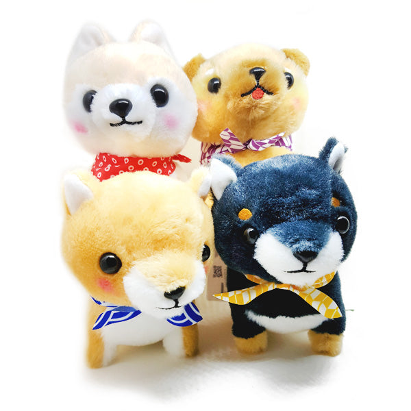 New Mameshiba Plushies!