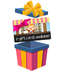 e-Gift Cards available here!