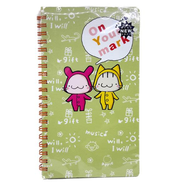 Elegant Cat Weekly Planner & To-do list Sticky Notes!