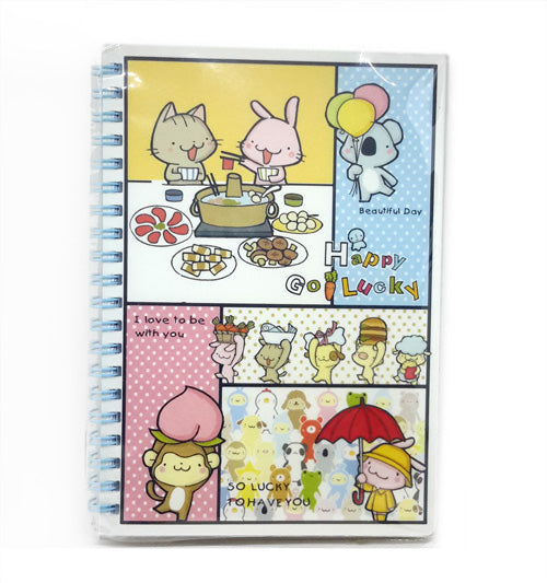 Cute Animals soft-cover Journal / Diary