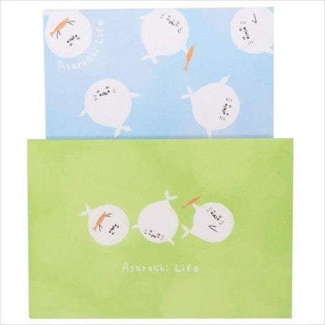 Cute Amy & Tim MINI letter set! #2