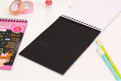 Rainbow Scratch Notes - Memo Pad! So cool!!!