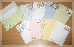 Cute mini Memo Paper sheets - 16 pages!
