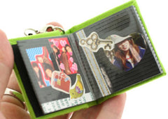 Mini Photo Album - Phone / Zipper Mascot!