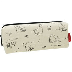 Kamio : My Kotaro Twin Fastener Pencil Case