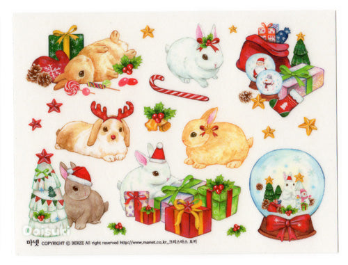 Christmas Characters Washi Tape!