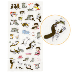 Cats Life sticker sheet #5