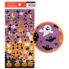 Kamio : Halloween / Trick or Treat sticker sheet!