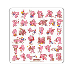 Gloomy Bear Padded Mouse Mat! (The Many Faces of Gloomy!)