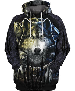 Forest Wolf Native - Kiwo Shop