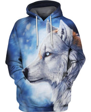 Load image into Gallery viewer, White Wolf - Kiwo Shop