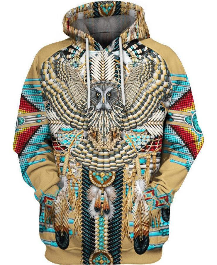 Beaded Owl - Kiwo Shop