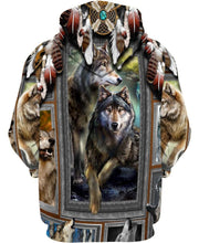 Load image into Gallery viewer, Native Wolf Flock - Kiwo Shop