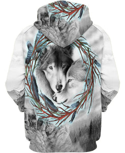 Native Lovely Wolf - Kiwo Shop
