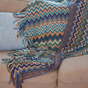 Beautiful Native Inspired Blanket - Kiwo Shop