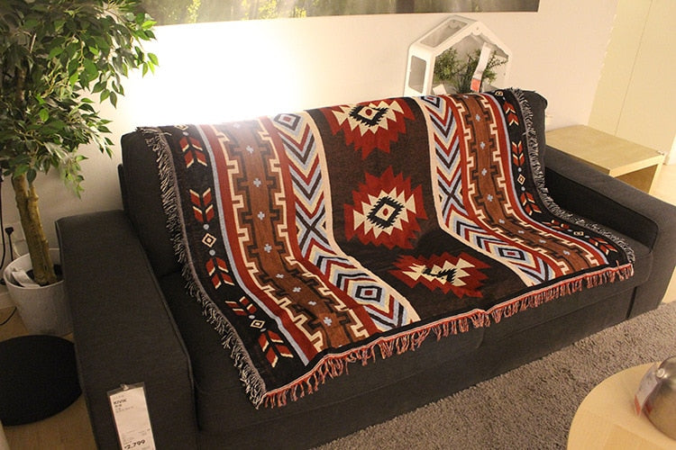 Native Spirit Blanket - Kiwo Shop