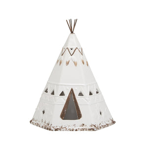 Teepee Lantern Plains First Nations Home Decor - Kiwo Shop