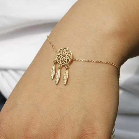 Dream Catcher Bracelet - Kiwo Shop