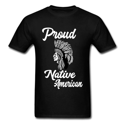 Proud Native American - Kiwo Shop
