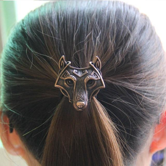 Wolf Elastic Hair Band - Kiwo Shop
