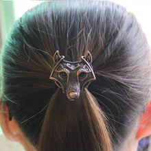 Load image into Gallery viewer, Wolf Elastic Hair Band - Kiwo Shop