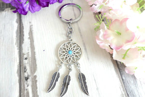 Dreamcatcher Keychain - Kiwo Shop