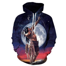 Load image into Gallery viewer, Warrior Hoodie - Kiwo Shop