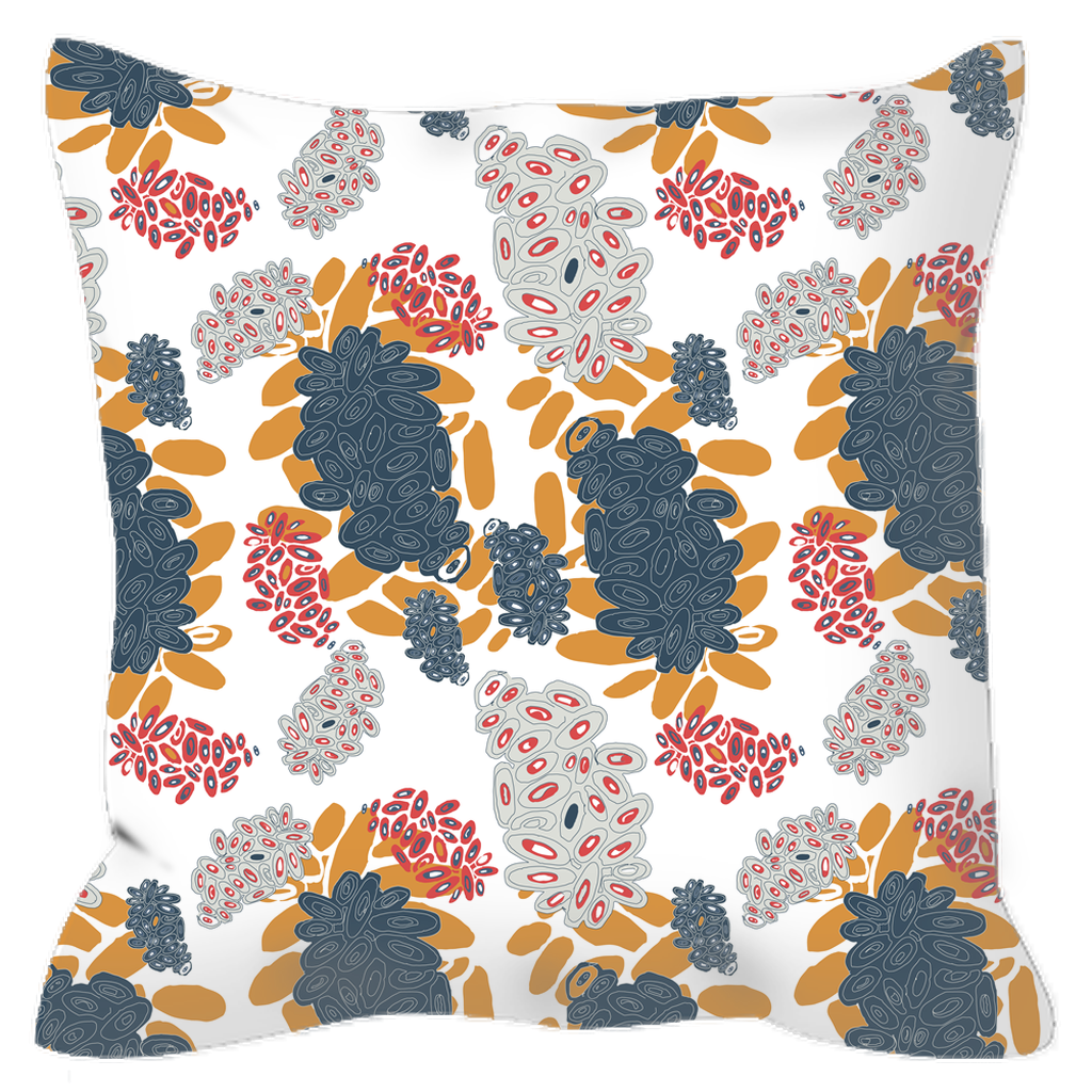 Outdoor Pillow in EyeonYou (Floral)