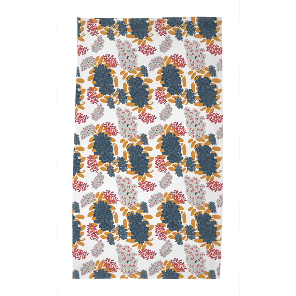 Tea Towels in EyeonYou (Floral)