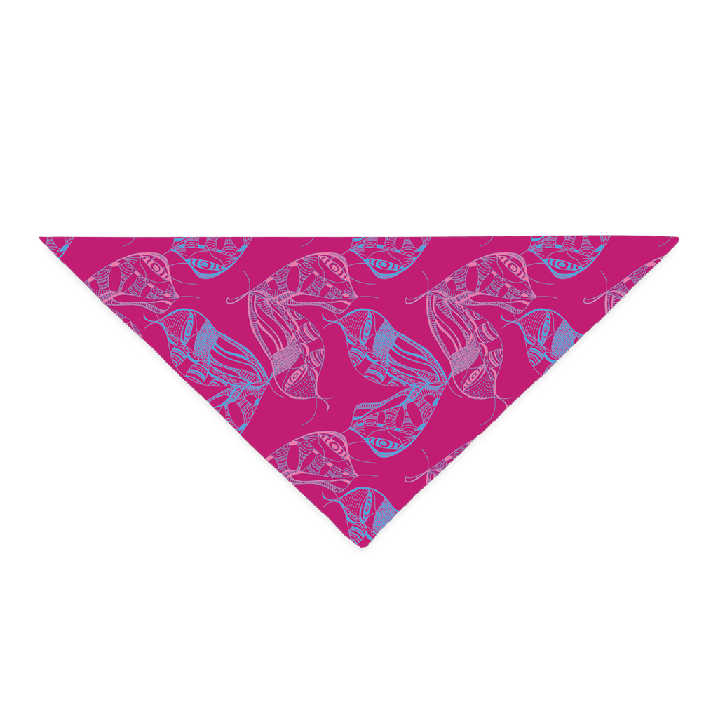 Bandana in Moth Wing (Delia)
