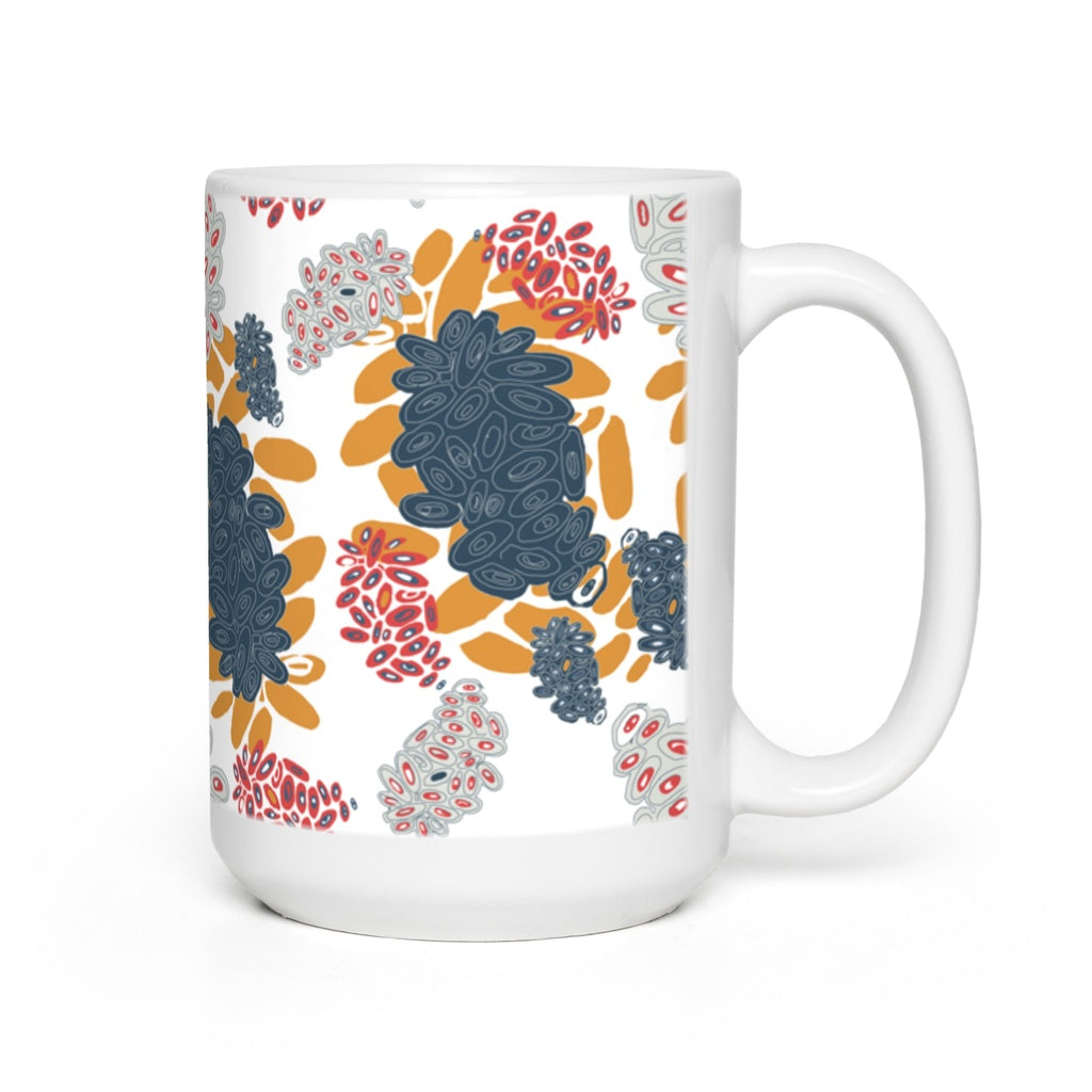 Mugs in EyeonYou (Floral)
