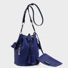 Izzy & Ali | Ali Drawstring in blue