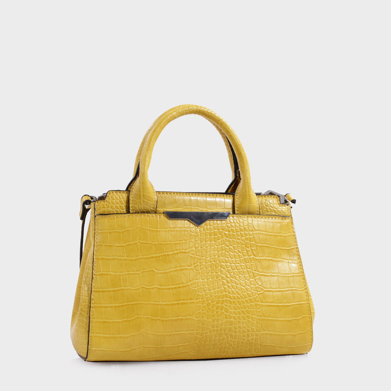 Izzy & Ali | Beverly Crossbody in yellow