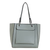 Izzy and Ali Vegan Leather Handbags - Chic Tote Mint