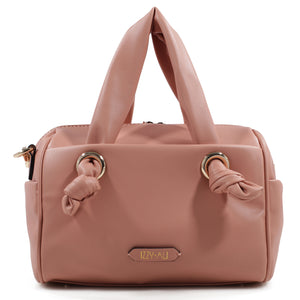 Izzy and Ali Vegan Leather Handbags - Mini Satchel