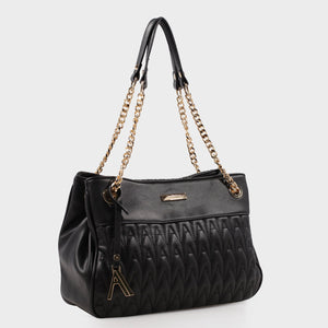 Izzy & Ali | Amelie Shoulder in black