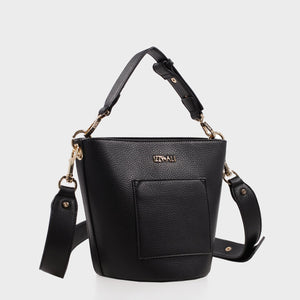 Izzy & Ali | Cory Bucket in black