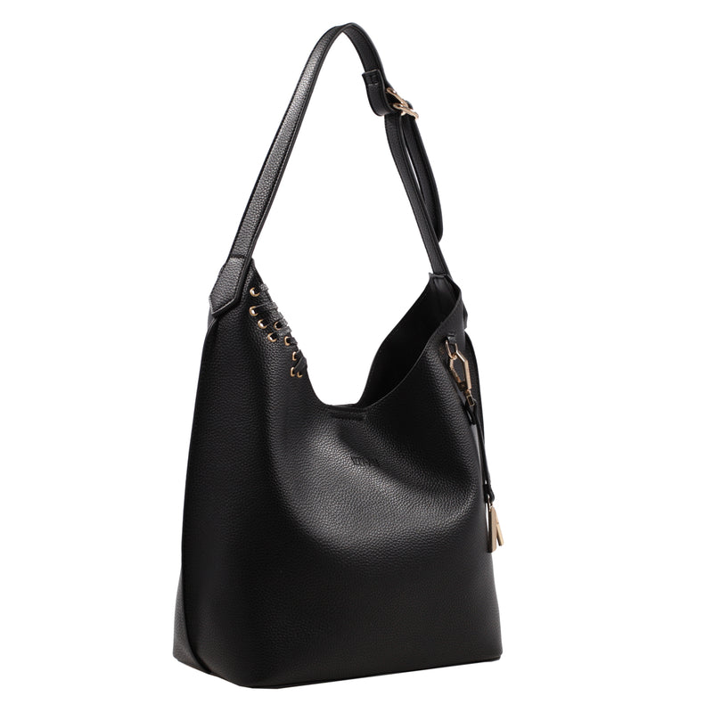 Izzy and Ali Vegan Leather Handbags - Chic Tote
