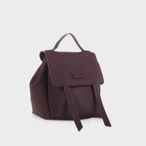 Izzy & Ali | Dimitri Backpack in wine