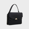 Izzy and Ali Vegan Leather Handbags - Venice Crossbody in black
