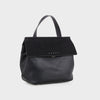 Izzy & Ali | Carly Satchel in black