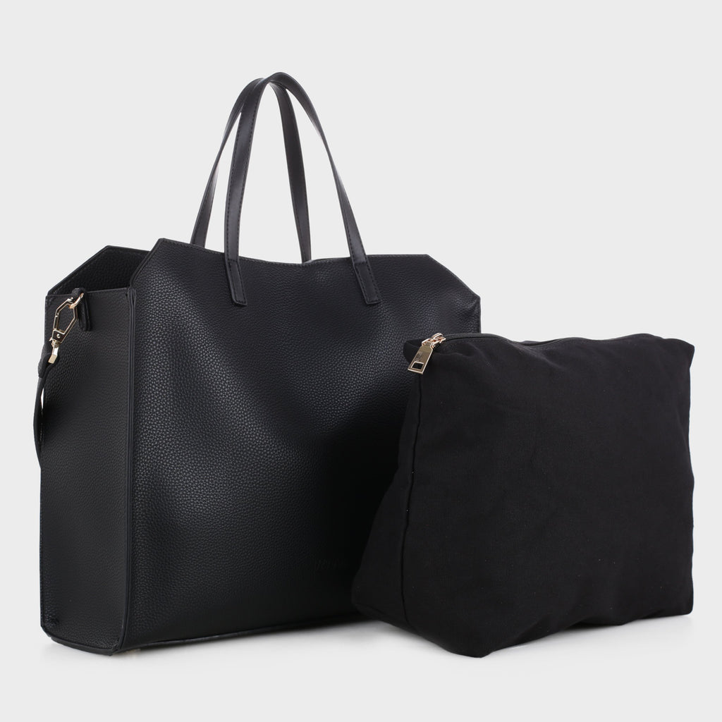 Izzy & Ali | Parma Tote in black