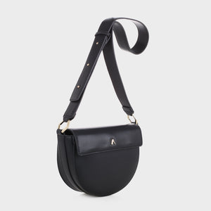 Izzy & Ali | Capri Crossbody in black
