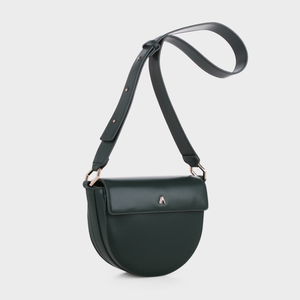 Izzy & Ali | Capri Crossbody in forest green