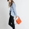 Izzy and Ali Vegan Leather Handbags - Courtney Shoulder Editorial