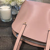 Izzy and Ali Vegan Leather Handbags - Eliza Tote Interior