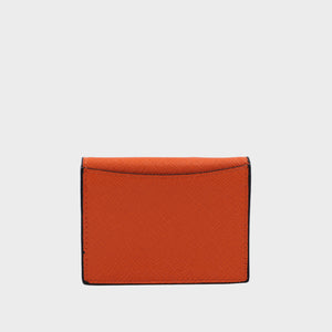 Izzy and Ali Vegan Leather Handbags - Back of Turin Cardholder