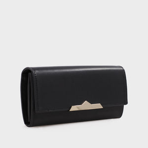 Izzy & Ali | Milan Wallet in black