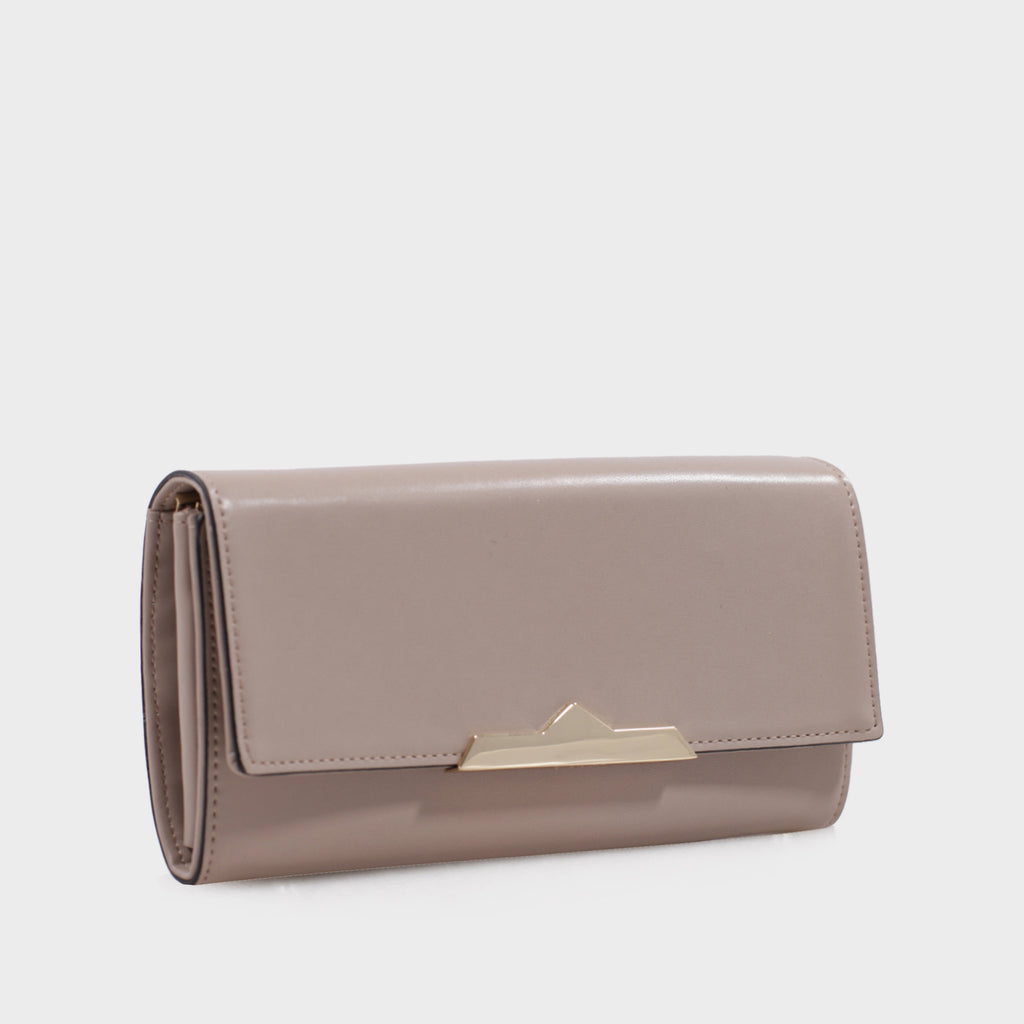Izzy & Ali | Milan Wallet in taupe