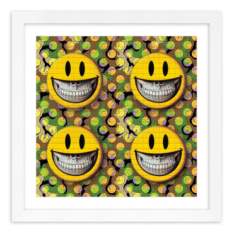 Grin - Blotter Edition - Ron English - GreenShineCBD
